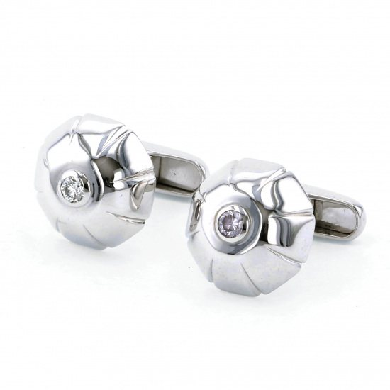 bvlgari cuffs BVLGARI cuffs White Gold diamond cuffs -