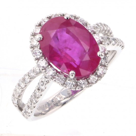 Yukizaki Select ring Yukizaki Select Jewelry ring platinum Ruby ring -