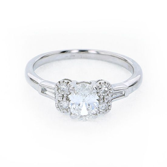 Yukizaki Select ring Yukizaki Select Jewelry ring platinum diamond ring -