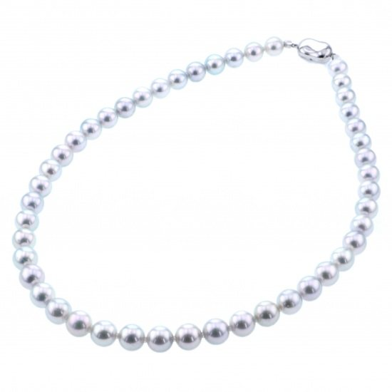 pearl necklace Pearl necklace Akoya Natural Pearl necklace -