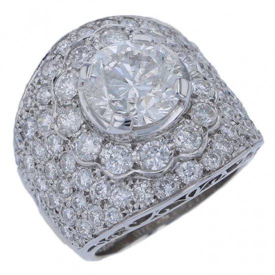 Yukizaki Select ring Yukizaki Select Jewelry ring diamond -