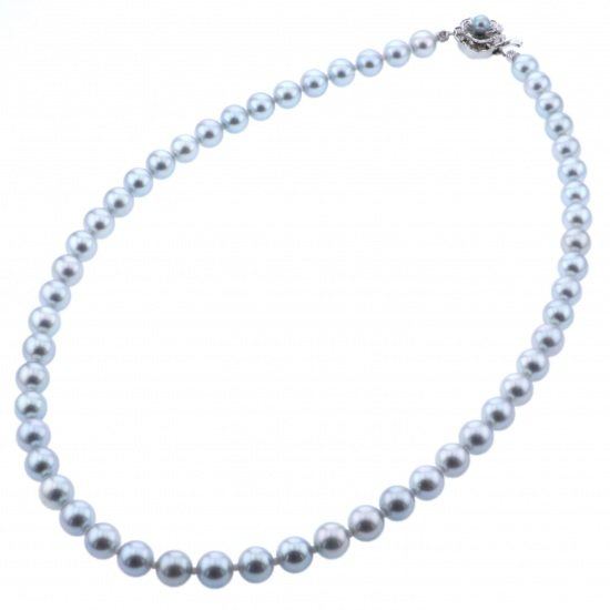 pearl necklace Pearl necklace Akoya pearl necklace -