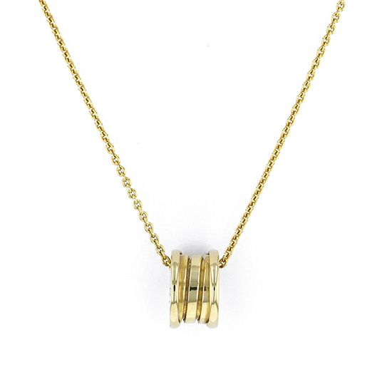 bvlgari necklace_pendant BVLGARI Necklace / pendant Yellow Gold BVLGARI necklace -