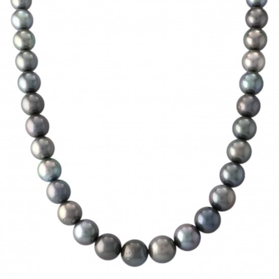 pearl necklace_pendant パール ネックレス/ペンダント ブラックパール -