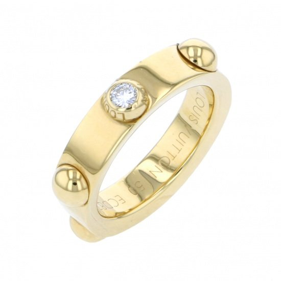 louisvuitton ring Louis Vuitton ring Yellow Gold -