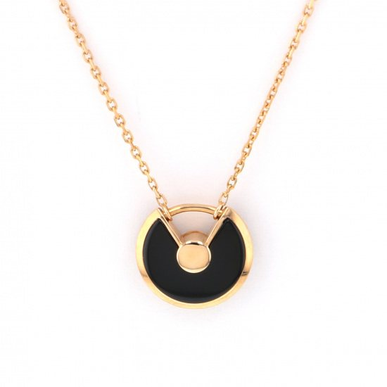 cartier necklace_pendant Cartier Necklace / pendant Yellow Gold Amulet Do Cartier necklace XS b3047200