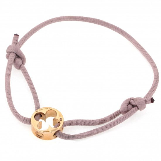 louisvuitton bracelet Louis Vuitton bracelet Pink gold Unplant bracelet -