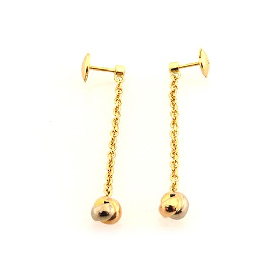 cartier piercing_earrings カルティエ ピアス/イヤリング トリニティピアス -