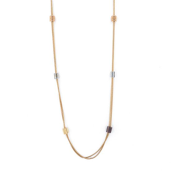 boucheron necklace_pendant Boucheron Necklace / pendant Long cattle necklace -