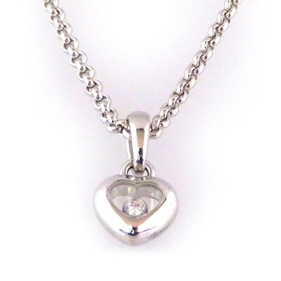 chopard necklace_pendant ショパール ネックレス/ペンダント ハッピーダイヤネックレス -