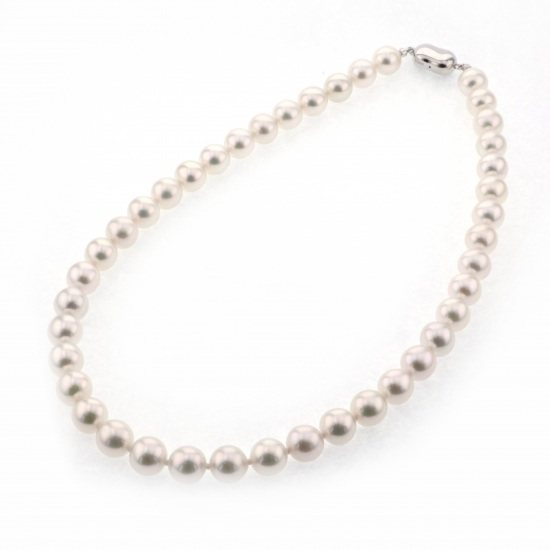 pearl necklace パール ネックレス アコヤパール ネックレス -