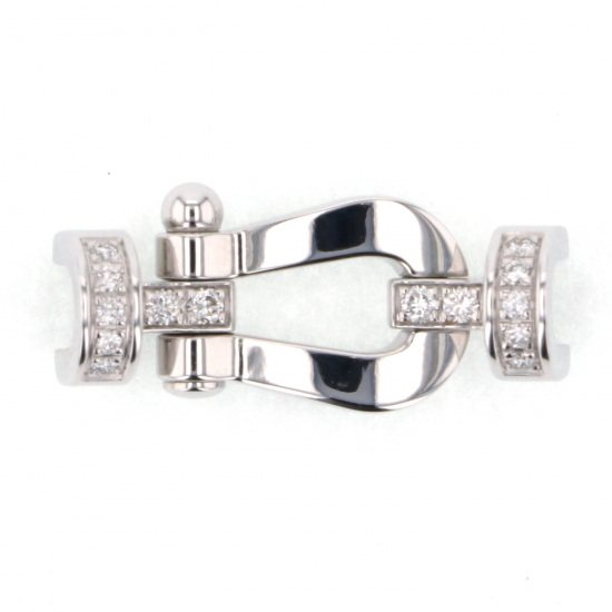 fred buckle FRED buckle Force 10 (MM) Half diamond buckle 0b0076