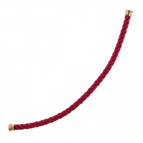 fred cable FRED cable Force 10 (LM) Textile cable Red 15 6b0184