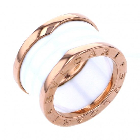 bvlgari ring BVLGARI ring Be Zero One -