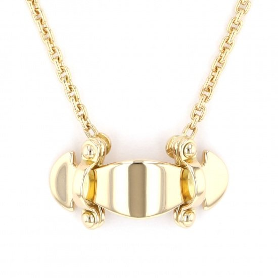 louisvuitton necklace_pendant Louis Vuitton Necklace / pendant stand by Me -
