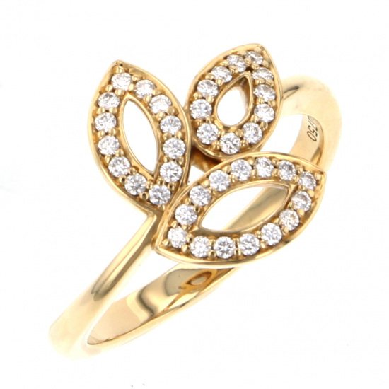 harrywinston ring HARRY WINSTON ring Lily cluster Mini ring -