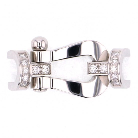 fred buckle FRED buckle Force 10 (LM) Half diamond buckle 0b0026