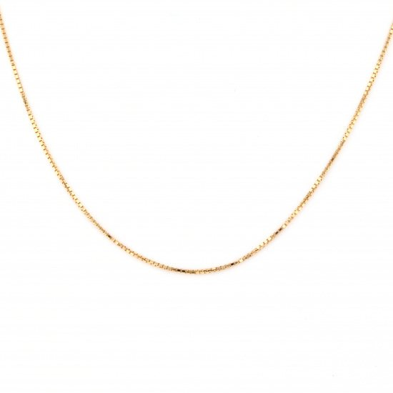 Yukizaki Select necklace_pendant Yukizaki Select Jewelry Necklace / pendant Pink gold necklace Six 0.9 50cm -