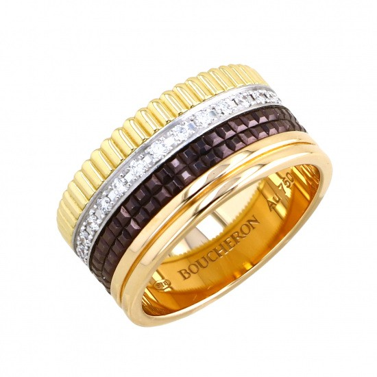 boucheron ring Boucheron ring Cattle -