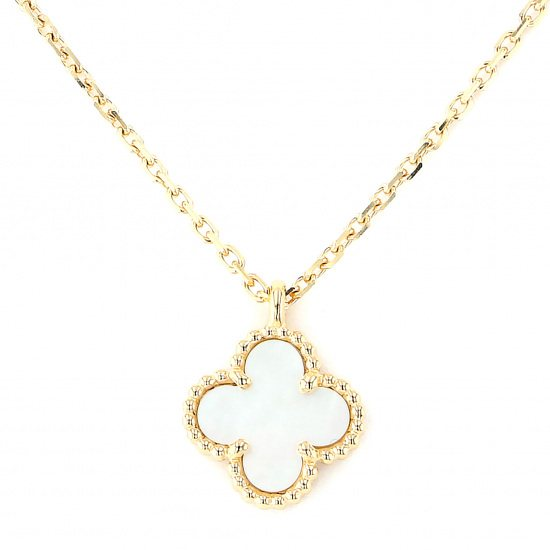 vancleefarpels necklace_pendant Van Cleef & Arpels Necklace / pendant Sweet Alhambra