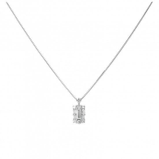 Yukizaki Select necklace_pendant Yukizaki Select Jewelry Necklace / pendant platinum diamond Pendant necklace -