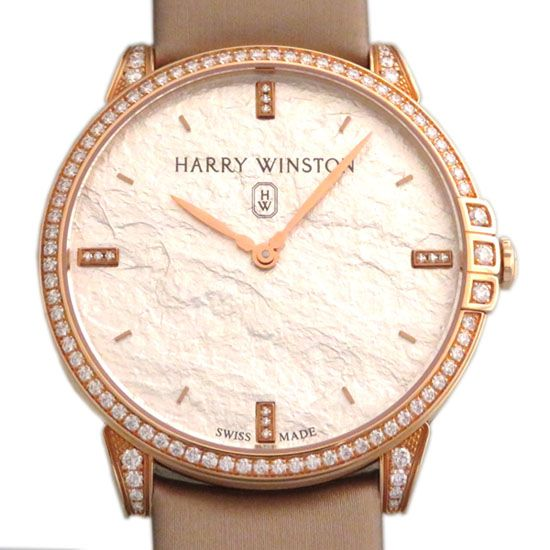 harrywinston midnight HARRY WINSTON Midnight Bezel diamond midqhm39rr004