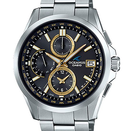 casio The ocean ocwt26001a3jf