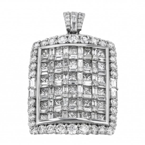 regalia necklace_pendant Regalia Necklace / pendant platinum diamond Pendant Top pp-1982.12.2.5
