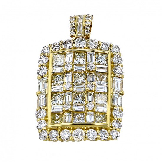 regalia necklace_pendant Regalia Necklace / pendant Yellow Gold diamond Pendant Top pp-2749.12.6.5