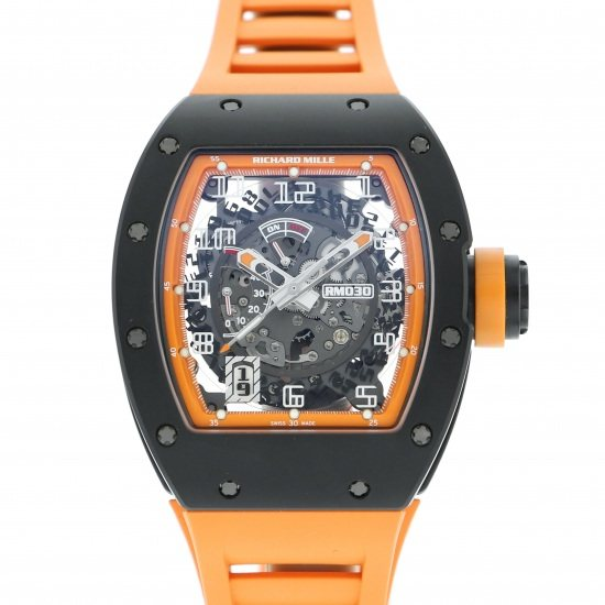 richardmille other Richard Mille automatic Decratable rotor rm030