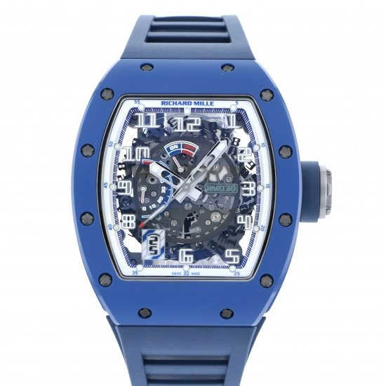 richardmille other Richard Mille Automatic Decratable rotor World Limited 100 rm030 emea