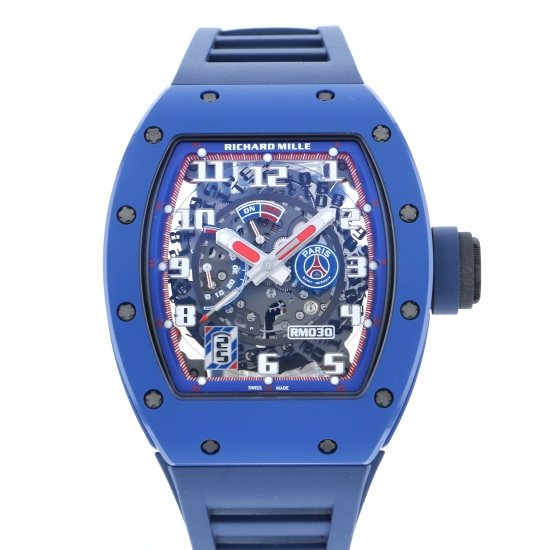 richardmille other Richard Mille Automatic Paris Saint-Germain World Limited 100 rm030 psg