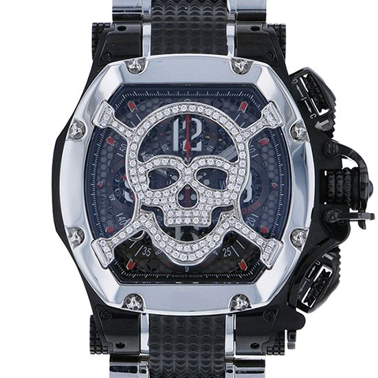 aquanautic kingtonneau AQUANAUTIC King Tonneau Chronograph tn0002wsklt02