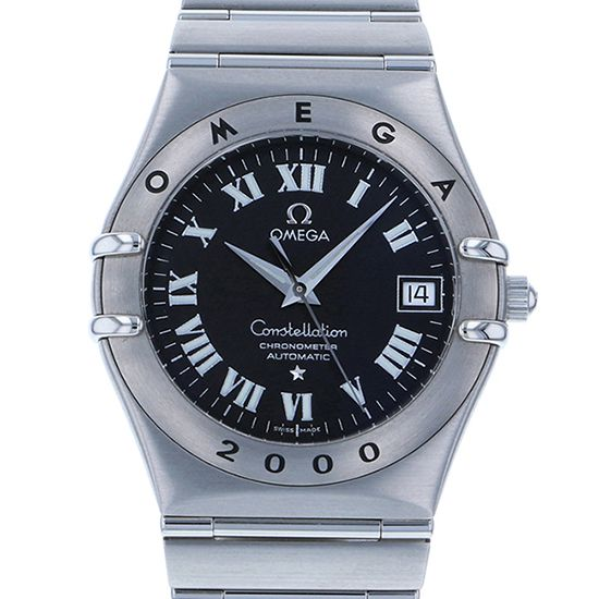 omega constellation OMEGA Constellation Millennium Limited in 2000 1504.50