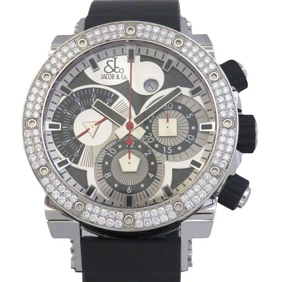 jacobco epic JACOB&CO Epic Epic II Bezel diamond jc-e1d