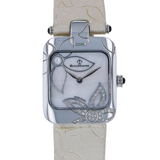 bijoumontre other Vijumontre Square diamond 999 limited 9050ht