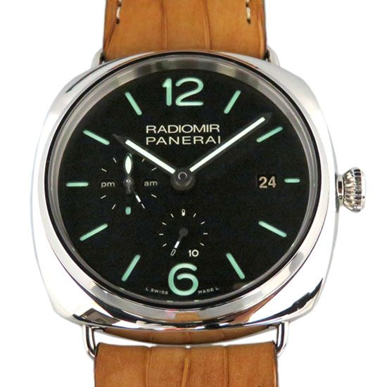 panerai radiomir PANERAI Radio meal 10 days GMT pam00323