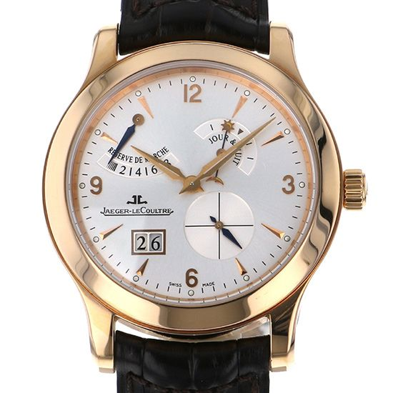 jaegerlecoultre master JAEGER LE COULTRE Master 8 Days 146.2.17