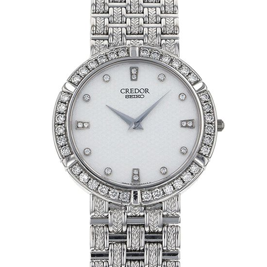 seiko other Seiko Credor Bezel breath diamond 8j80-6a40