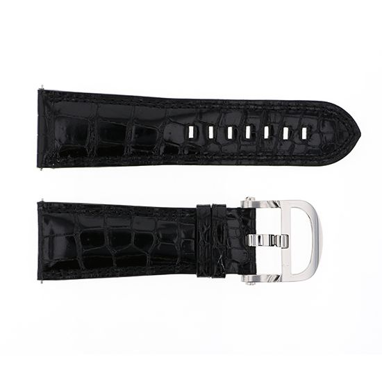 strap dunamis Genuine strap Dynamis Black croco I have -