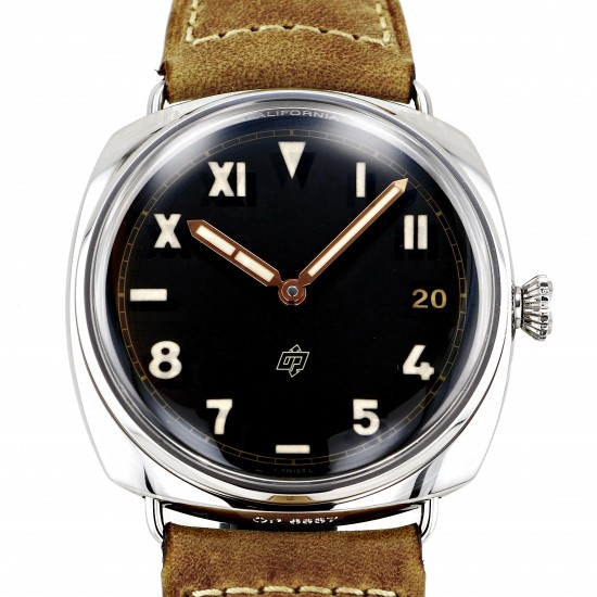 panerai radiomir PANERAI Radio meal California 3 Days Dial with date pam00424