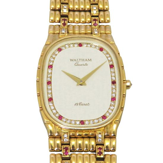 waltham other Waltham Breath diamond sapphire -
