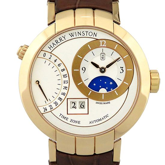 harrywinston premiere HARRY WINSTON Premiere Ex Center Time zone prnatz41rr001