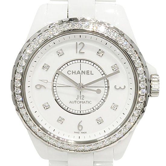 premium selection af8f2 32bed H3111 (中古) シャネル J12 | 腕時計の通販 - ジェムキャッスル ...