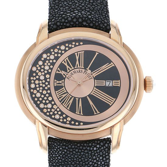 audemarspiguet millenary AUDEMARS PIGUET Millenary K. Morita Design 15331or.oo.d002cr.01