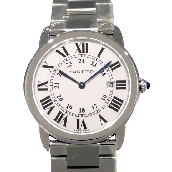 cartier rondesolodecartier カルティエ ロンドソロ LM w6701005