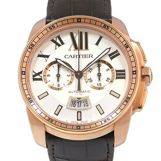 cartier calibrdecartier Cartier Calible Do Cartier Chronograph w7100044