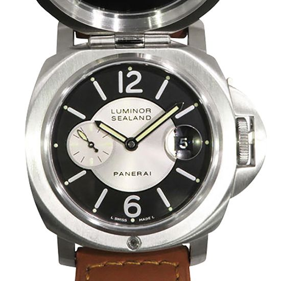 panerai luminor PANERAI Luminor Sealand Four Purdy 33 books limited to the world pam00816