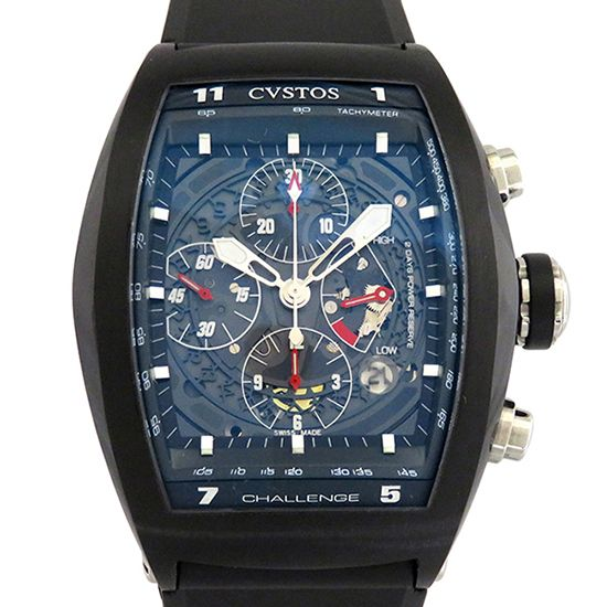 cvstos other Custos Challenge Chronograph cvt-chr-bst