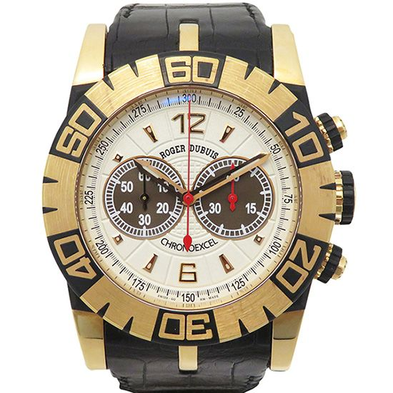 rogerdubuis easydiver ROGER DUBUIS Easy diver Chronograph rddbse0211